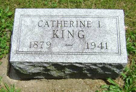 KING, CATHERINE I. - Polk County, Iowa | CATHERINE I. KING