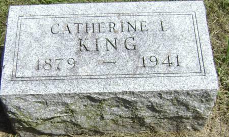 KING, CATHERINE I - Polk County, Iowa | CATHERINE I KING