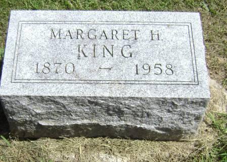 KING, MARGARET H - Polk County, Iowa | MARGARET H KING