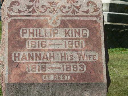 KING, HANNAH - Polk County, Iowa | HANNAH KING