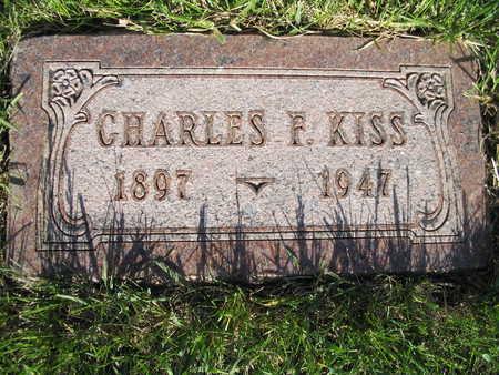 KISS, CHARLES - Polk County, Iowa | CHARLES KISS