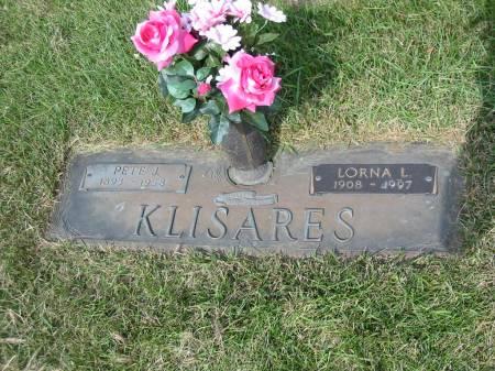 KLISARES, LORNA  L - Polk County, Iowa   LORNA  L KLISARES