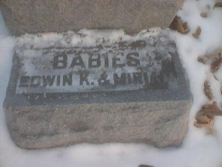 KNIGHT, MIRIAM - Polk County, Iowa | MIRIAM KNIGHT