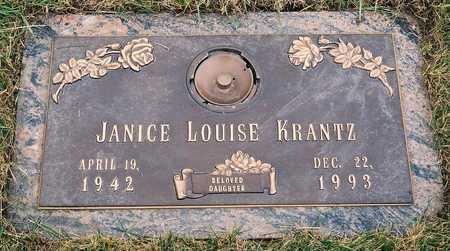KRANTZ, JANICE - Polk County, Iowa   JANICE KRANTZ