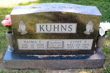 KUHNS, EVERT P. - Polk County, Iowa | EVERT P. KUHNS