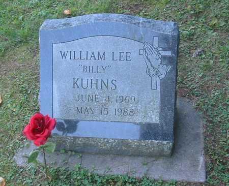 KUHNS, WILLIAM LEE - Polk County, Iowa | WILLIAM LEE KUHNS
