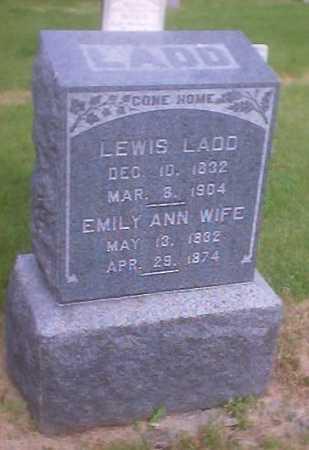 LADD, EMILY ANN - Polk County, Iowa | EMILY ANN LADD