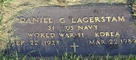 LAGERSTAM, DANIEL G - Polk County, Iowa | DANIEL G LAGERSTAM