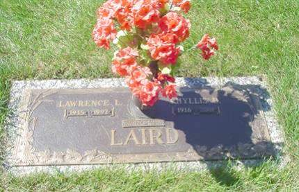 LAIRD, LAWRENCE L. - Polk County, Iowa | LAWRENCE L. LAIRD