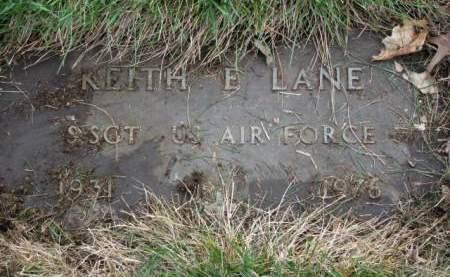LANE, KEITH  E. - Polk County, Iowa | KEITH  E. LANE