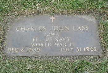 LASS, CHARLES - Polk County, Iowa | CHARLES LASS
