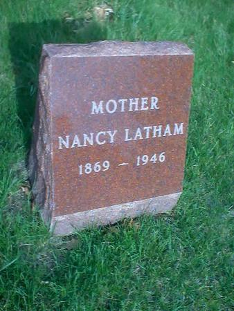 LATHAM, NANCY - Polk County, Iowa | NANCY LATHAM