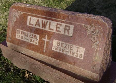 LAWLER, DENNIS EARL - Polk County, Iowa | DENNIS EARL LAWLER