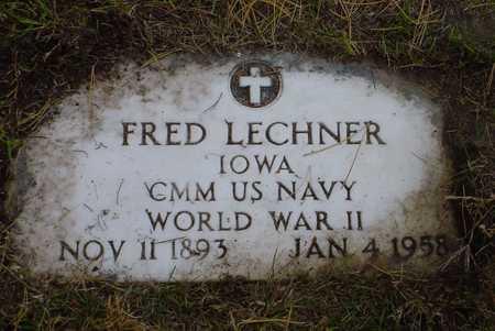 LECHNER, FRED - Polk County, Iowa | FRED LECHNER