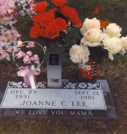 LEE, JOANNE - Polk County, Iowa | JOANNE LEE