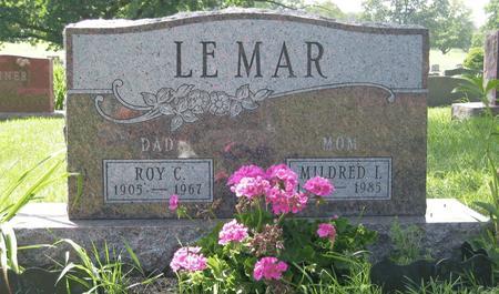LEMAR, ROY C. - Polk County, Iowa | ROY C. LEMAR