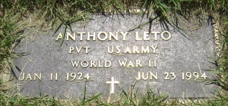 LETO, ANTHONY - Polk County, Iowa | ANTHONY LETO