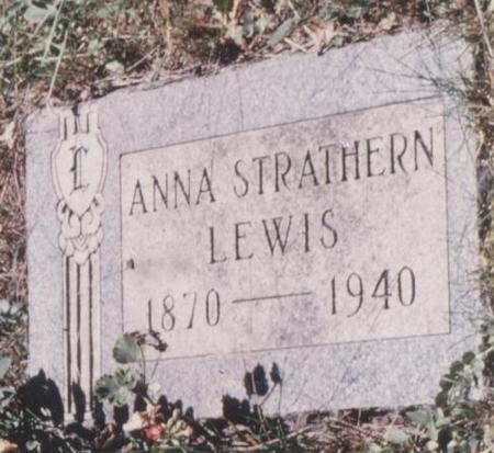 LEWIS, ANNA - Polk County, Iowa | ANNA LEWIS