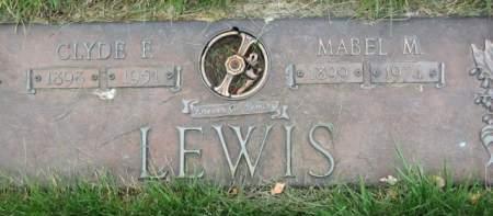 LEWIS, CLYDE  F. - Polk County, Iowa | CLYDE  F. LEWIS
