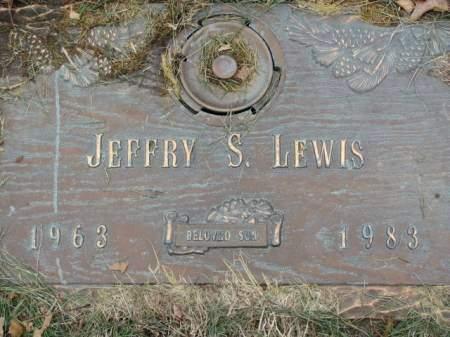 LEWIS, JEFFRY  S. - Polk County, Iowa   JEFFRY  S. LEWIS