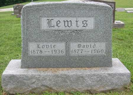 LEWIS, DAVID - Polk County, Iowa | DAVID LEWIS