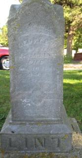 LINT, GEORGE - Polk County, Iowa   GEORGE LINT