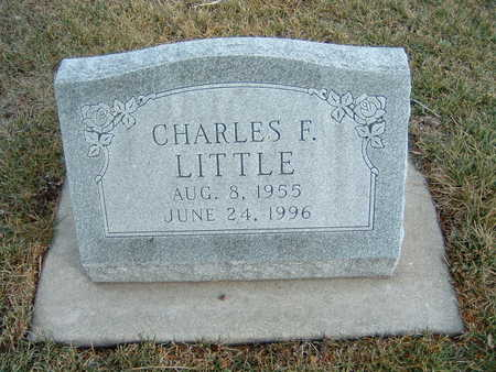 LITTLE, CHARLES F. - Polk County, Iowa | CHARLES F. LITTLE
