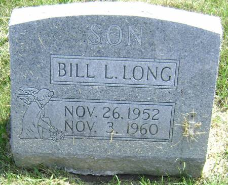 LONG, BILL L - Polk County, Iowa | BILL L LONG