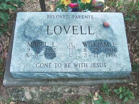 LOVELL, MABEL L. - Polk County, Iowa | MABEL L. LOVELL
