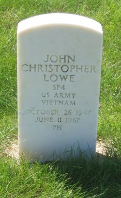 LOWE, JOHN CHRISTOPER - Polk County, Iowa | JOHN CHRISTOPER LOWE