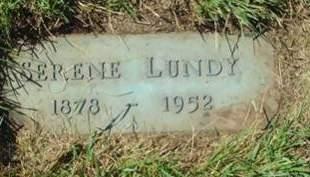 LUNDY, SERENE - Polk County, Iowa | SERENE LUNDY