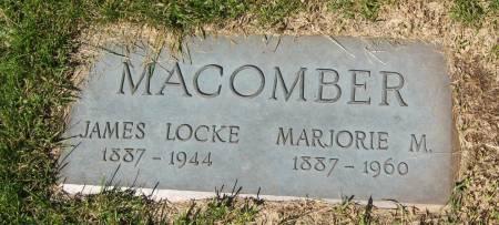 MACOMBER, JAMES - Polk County, Iowa | JAMES MACOMBER