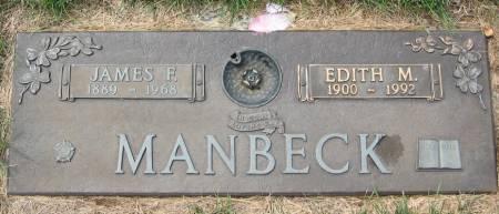 NEAL MANBECK, EDITH MAE - Polk County, Iowa | EDITH MAE NEAL MANBECK