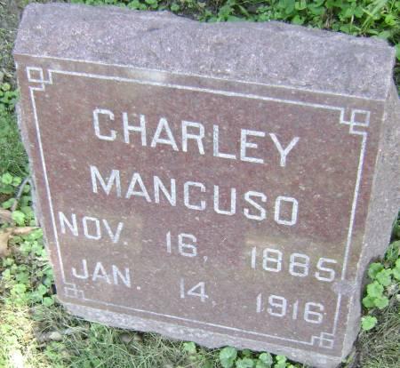 MANCUSO, CHARLEY - Polk County, Iowa | CHARLEY MANCUSO