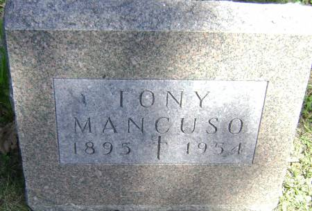 MANCUSO, TONY - Polk County, Iowa | TONY MANCUSO