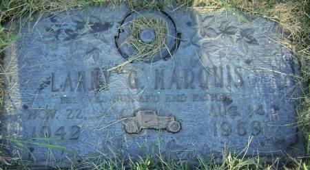 MARQUIS, LANNY G - Polk County, Iowa | LANNY G MARQUIS