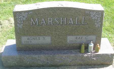 MARSHALL, RAY C. - Polk County, Iowa   RAY C. MARSHALL