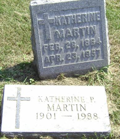 MARTIN, KATHERINE - Polk County, Iowa | KATHERINE MARTIN