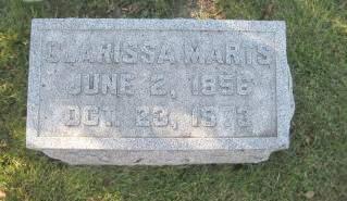 MARTS, CLARISSA - Polk County, Iowa   CLARISSA MARTS