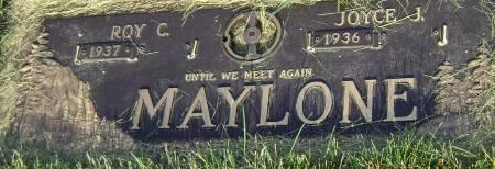 MAYLONE, ROY C - Polk County, Iowa | ROY C MAYLONE