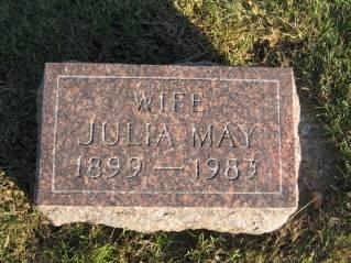 MCBRIDE, JULIA - Polk County, Iowa   JULIA MCBRIDE