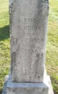 MCBRIDE, NANCY - Polk County, Iowa | NANCY MCBRIDE