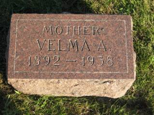 MCBRIDE, VELMA - Polk County, Iowa   VELMA MCBRIDE