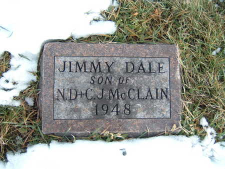 MCCLAIN, JIMMY DALE - Polk County, Iowa | JIMMY DALE MCCLAIN