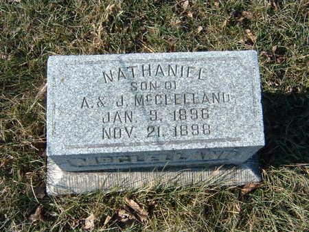 MCCLELLAND, NATHANIEL - Polk County, Iowa | NATHANIEL MCCLELLAND