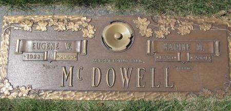 MCDOWELL, NADINE  M. - Polk County, Iowa | NADINE  M. MCDOWELL