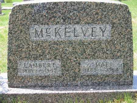 FOX MCKELVEY, MAE - Polk County, Iowa | MAE FOX MCKELVEY