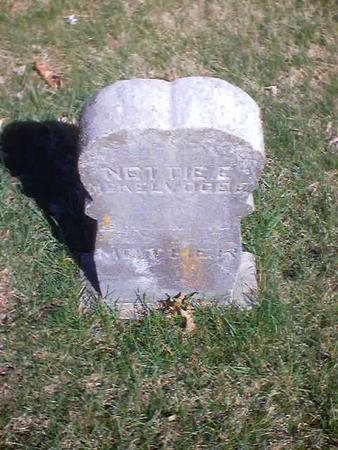 MCKELVOUGE, NETTIE E. - Polk County, Iowa | NETTIE E. MCKELVOUGE