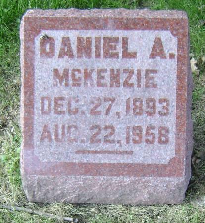 MCKENZIE, DANIEL A - Polk County, Iowa | DANIEL A MCKENZIE