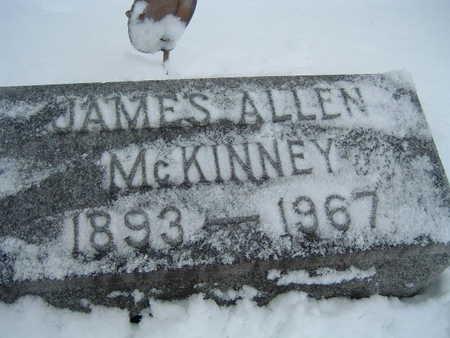 MCKINNEY, JAMES ALLEN - Polk County, Iowa | JAMES ALLEN MCKINNEY